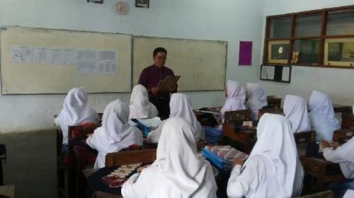 Visitasi Akreditasi SMK Batik Perbaik Tahun 2017